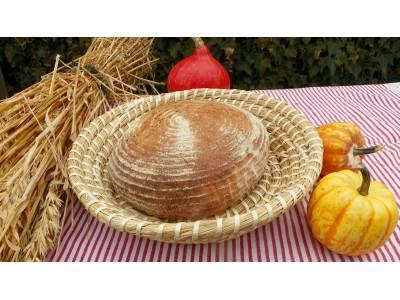 Ošatka na chleba sláma,velká 40 cm.
