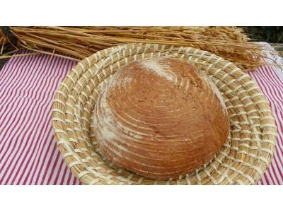 Ošatka na chleba sláma