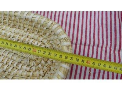 Ošatka na chléb oválná velká,37cm