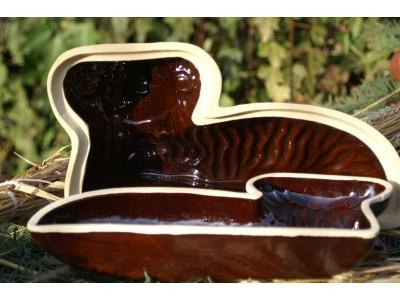 Forma na beránka keramická