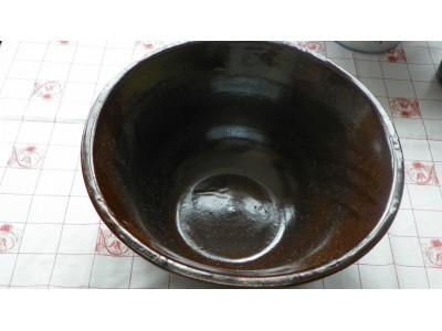 Mísa zadělávací keramická velká 8 litrů